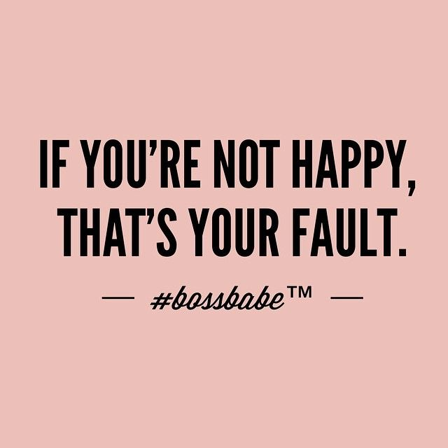We love you enough to tell you that as well. Life is a big series of disappointments if you're only seeking validation from anywhere else besides yourself. Join the #Bossbabe Netwerk™ (Click The Link In Our Profile Now! )