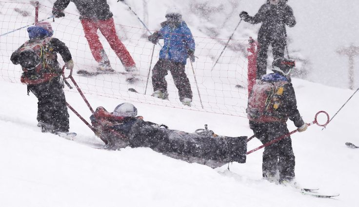 Lindsey Vonn Suffers Another Knee Injury, Still Manages To Come In 13th Place