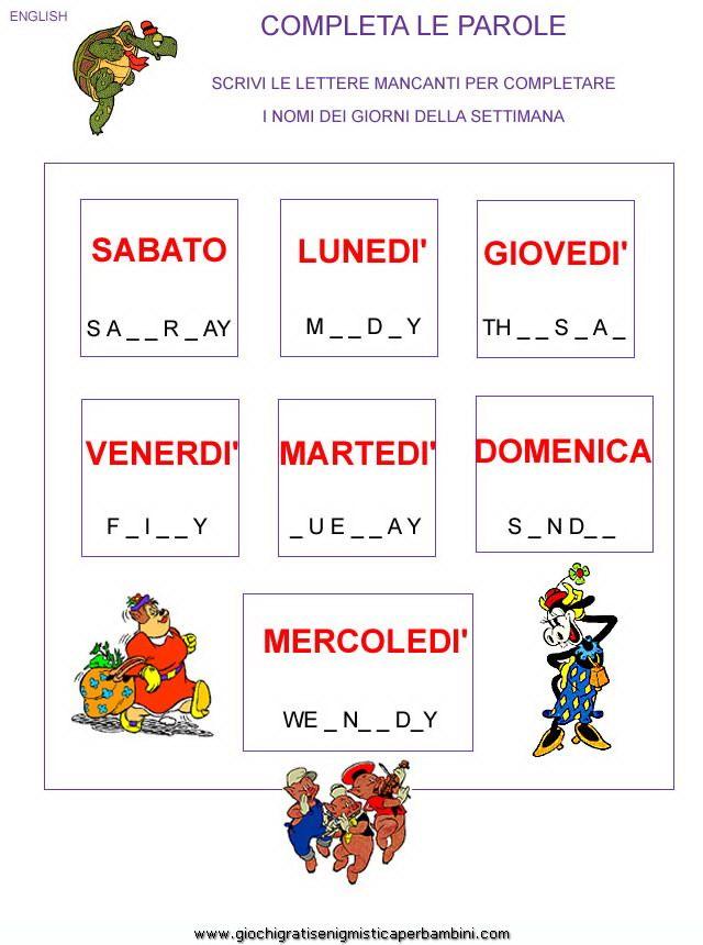 Eccezionale 54 best English/Italian and Italian/English images on Pinterest  QZ17