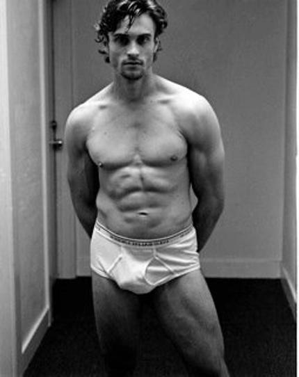 daniel goddard shirtless