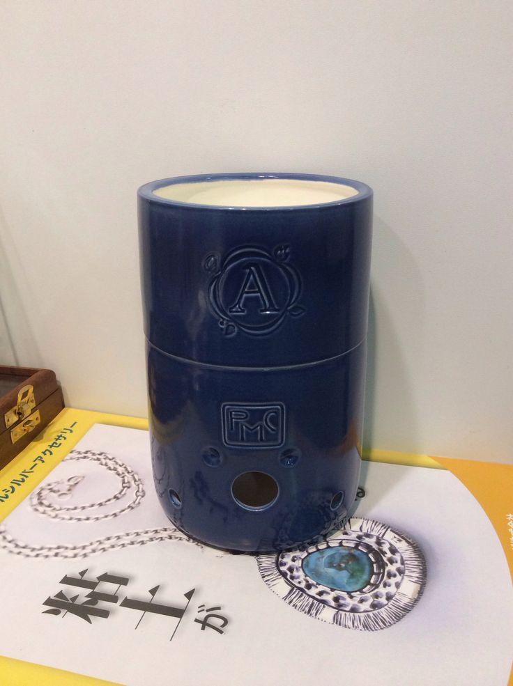 Горшок для обжига серебряной глины Mitsubishi Materials PMC от компании Аршентариум
