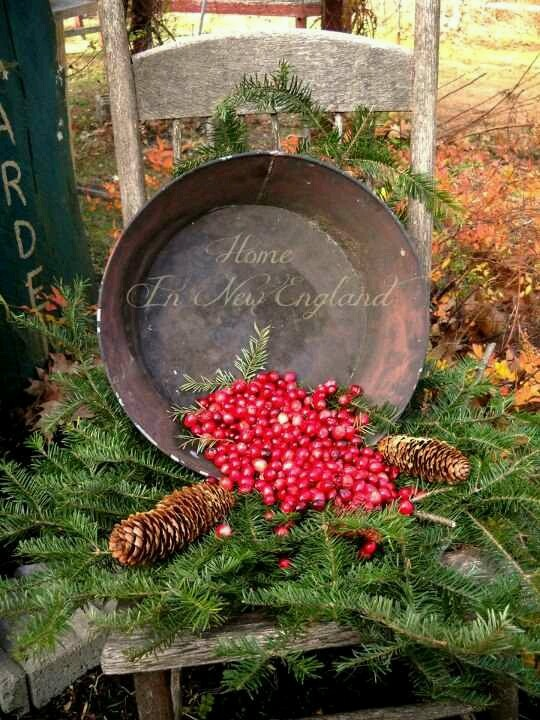 home in new england holiday christmas christmas decorations rh pinterest com