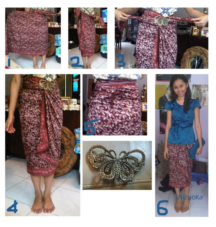 Mom's batik to friend's wedding top: executive || batik cloth : danar hadi || shoes: zara wome || clutch: local brand