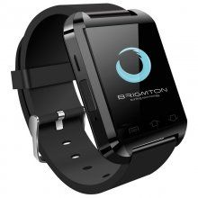 Brigmton BWATCH-BT2 SmartWatch Bluetooth Negro en PcComponentes
