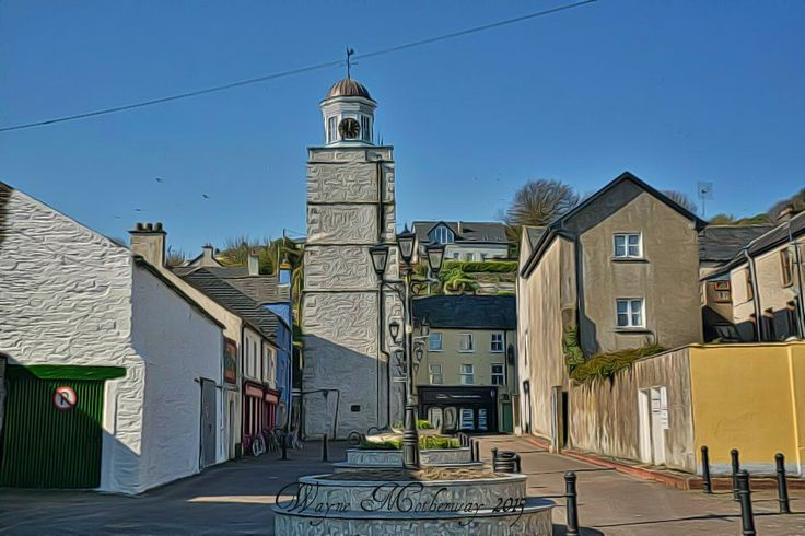 Market Square Youghal