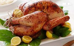 Perfect Whole Turkey in an Electric Roaster Oven Recipe