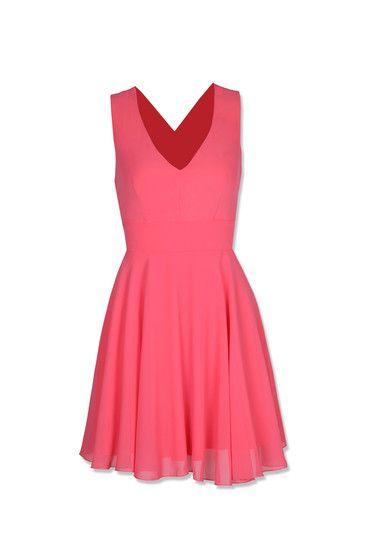 #pink #dress #TALLYWEiJL