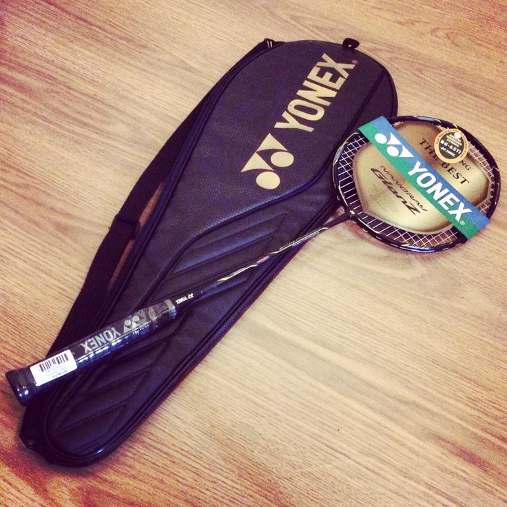 The new Yonex Nanoray GlanZ badminton racket is looking sharp! In store and online now!