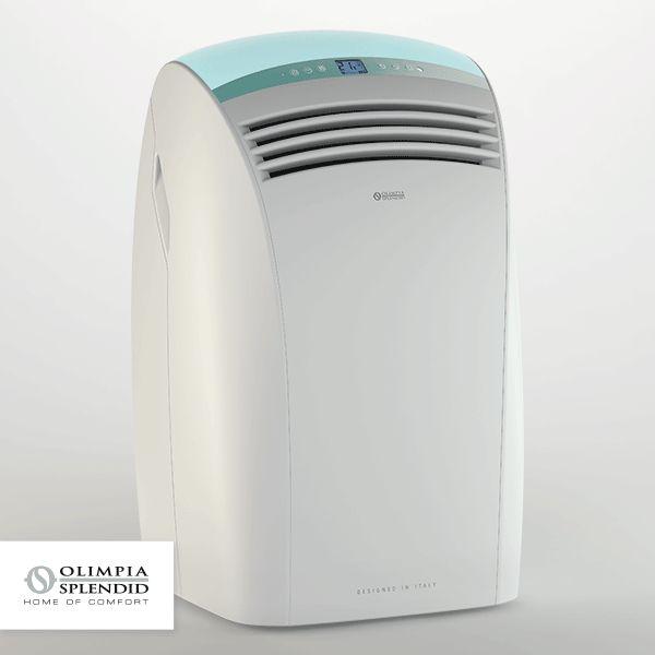 17 best images about air conditioners on pinterest twin - Condizionatori portatili olimpia splendid ...
