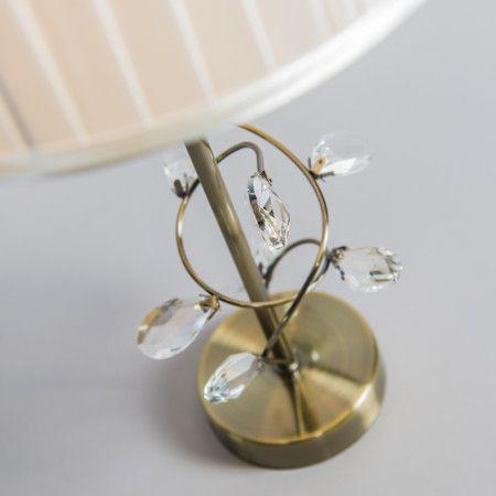 erstaunliche ideen tischleuchte kristall frisch abbild der bbdcbaaadeef ruffles