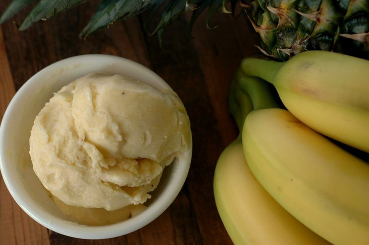 Tropical Blender Sorbet :: Refined Sugar Free & Dairy Free