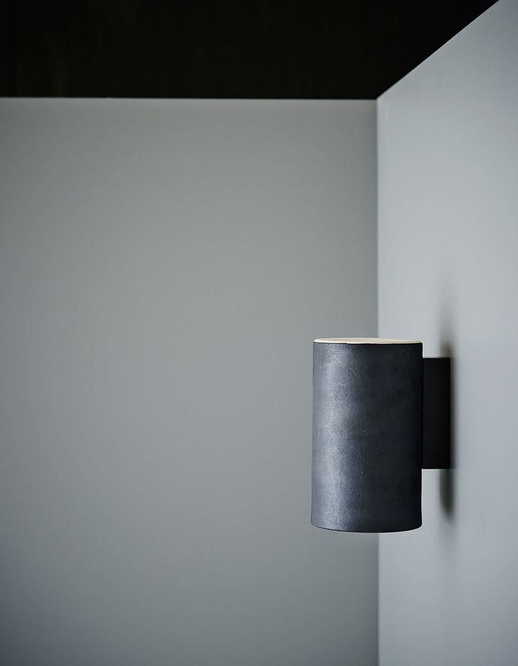 Earth Light in Charcoal - Anchor Ceramics