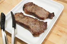 How to Cook a New York Strip Steak LoveToKnow