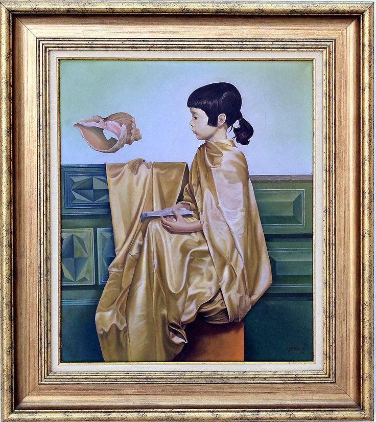 Portret-Bianca, autor Albin Stanescu