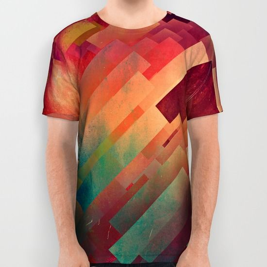 slyb+ynvyrtz+All+Over+Print+Shirt+by+Spires+-+$34.00