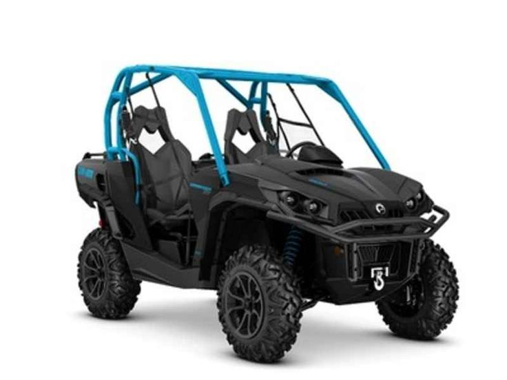 New 2016 Can-Am Commander XT 800R Matte Black & Octane B ATVs For Sale in Tennessee. 2016 Can-Am Commander XT 800R Matte Black & Octane Blue, All Incentives & Rebates Applied !! 2016 Can-Am® Commander XT 800R Matte Black & Octane Blue LOADED WITH FEATURES FOR ANY TYPE OF RIDING Loaded with features and technology that take value to a new level, the Commander XT is built with best-in-class power, a versatile dual-level cargo box, and rider-focused features perfect for the job site or the…