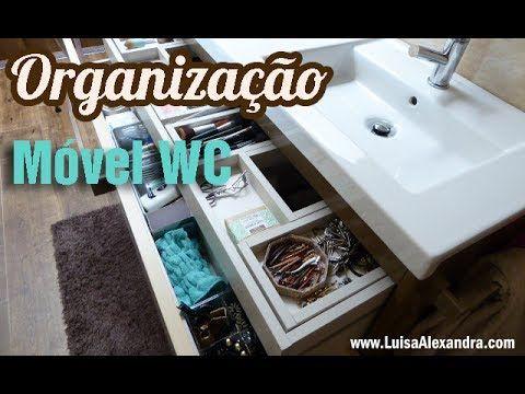 Organização • Móvel WC