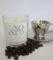 XO and Co. Soy candles and wedding bonboniere | Espresso