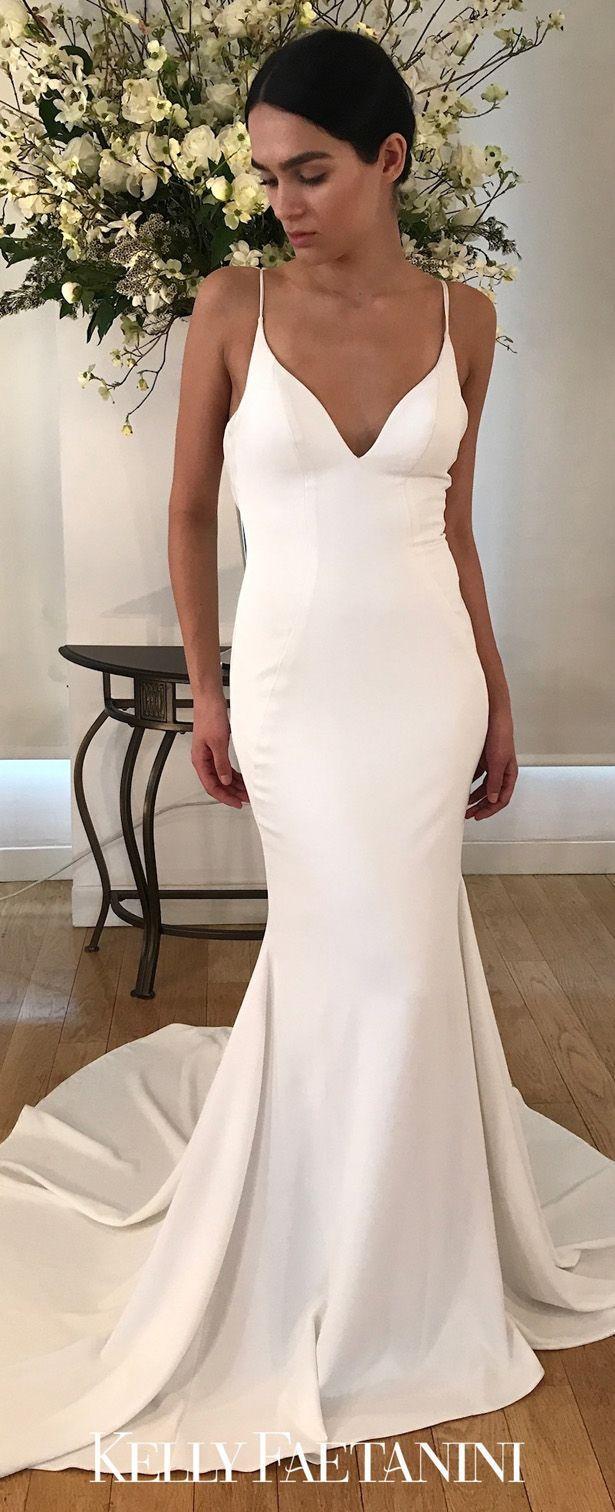 Simple Plain Wedding Dresses Best Shapewear For Wedding Dress Check More At Http Svesty Com Wedding Dresses Sheath Wedding Dress Beautiful Wedding Dresses [ 1472 x 736 Pixel ]
