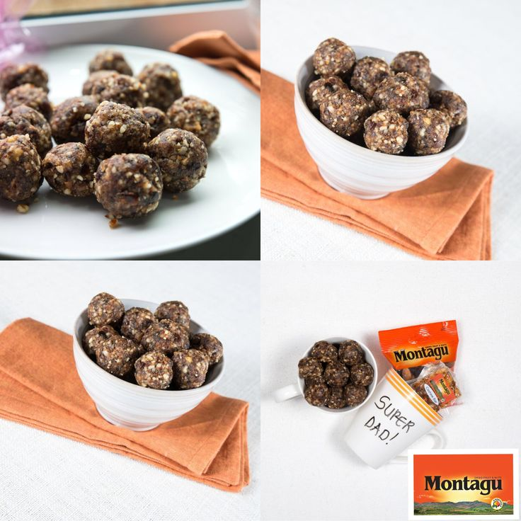Who's in the mood for date and pecan nut balls? You are! Find the recipe here: http://bit.ly/25RHVFl