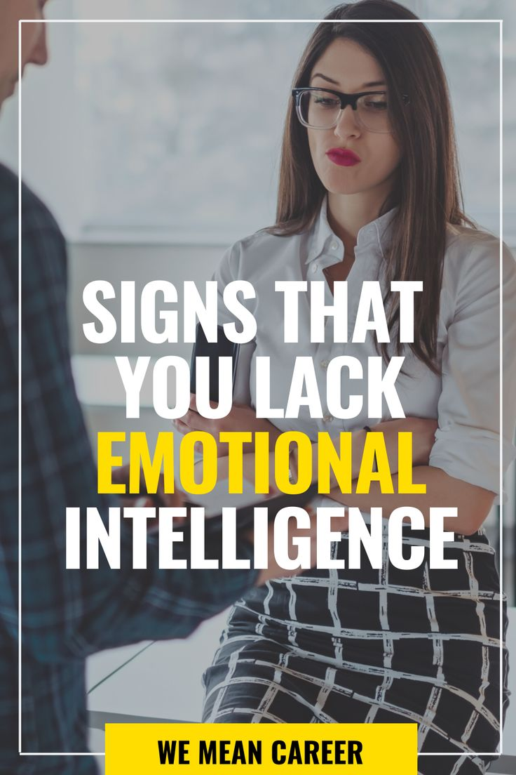 Emotional Intelligence In The Workplace in 2020 Emotions