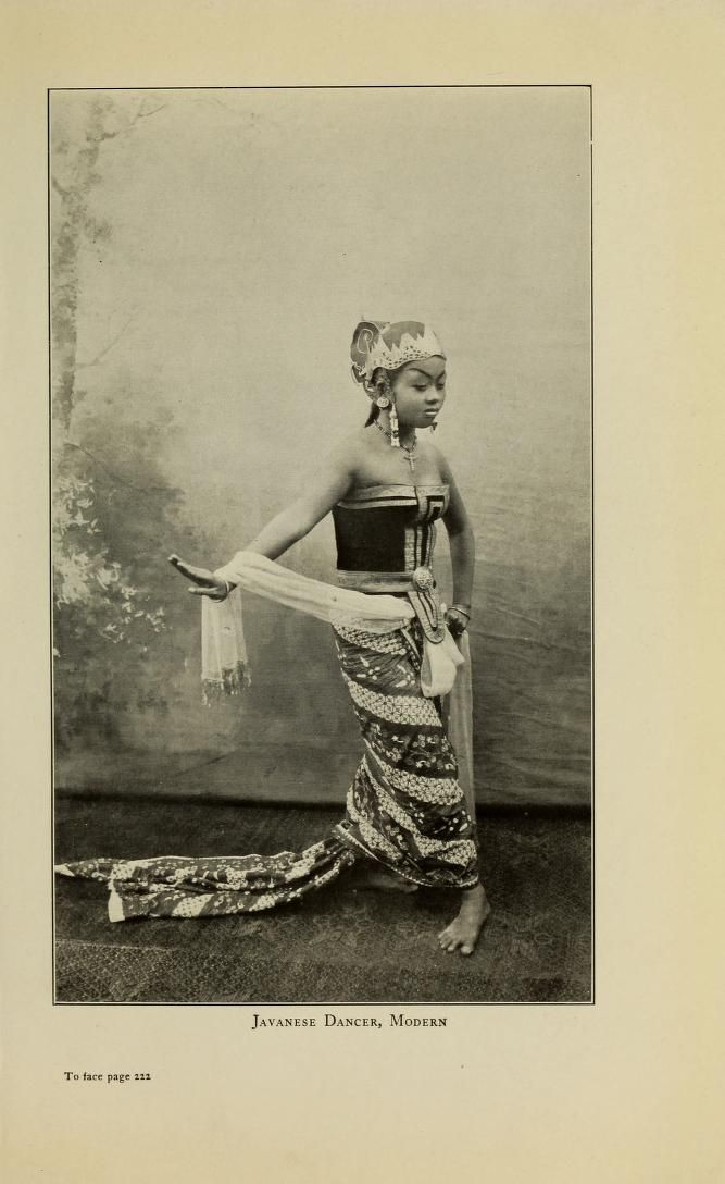 the two germanys — Javanese Dancer, Modern The Dance; Its Place in...
