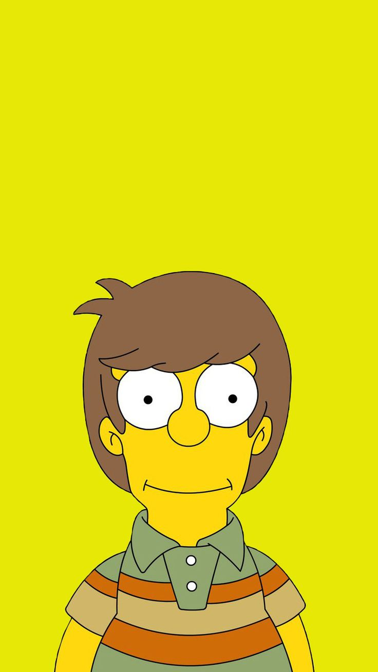 Wallpaper iphone simpsons - Free Young Homer Simpsons Iphone Hd Wallpaper Wallpapers Pictures Images