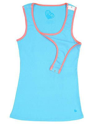 Wish I had known about these cute tanks! Bun Nursing Tanks I Top Nursing Tanks I Practical Nursing Tanks