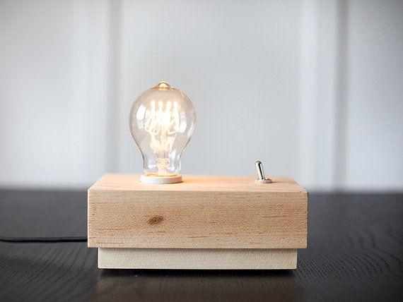 17 Best images about DIY Edison Bulb Projects – Desk Lamp Light Bulb