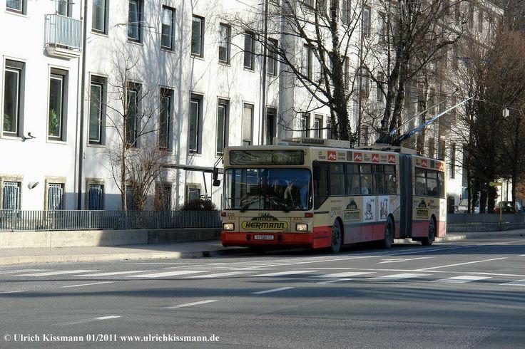 228 Salzburg Äusserer Stein 18.01.2011 - Gräf & Stift GE112 M16