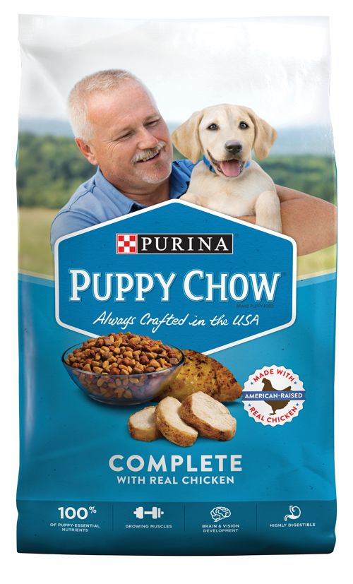 Purina® Puppy Chow® Complete