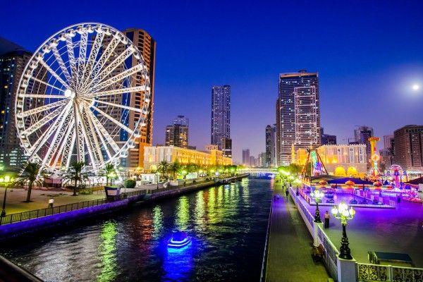 Тур в Шарджу (ОАЭ) на 4 дня от 8700 на человека. Включен перелет, трансфер и страховка. Большой выбор отелей.