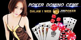 JINPOKER.COM AGEN JUDI POKER ONLINE DAN DOMINO ONLINE INDONESIA TERPERCAYATEGUH ONLINE 7 http://teguhonline7.blogspot.com/2015/04/jinpoker-com.html