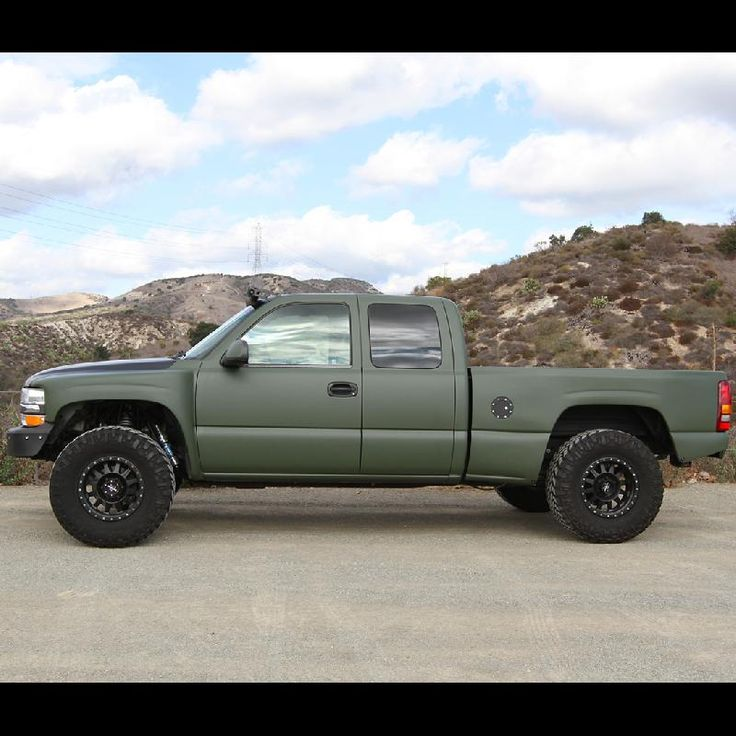 Off-Road Racing Classifieds | RDC | 2000 Chevy 1500 2wd L/T