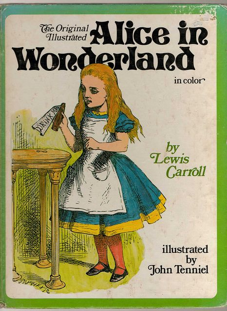 Alice In Wonderland Book Cover Ideas : Best images about alice wonderland book covers on