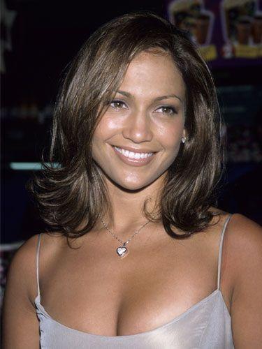 Jennifer Lopez out of sight hair | Jennifer Lopez's best hairstyles so far