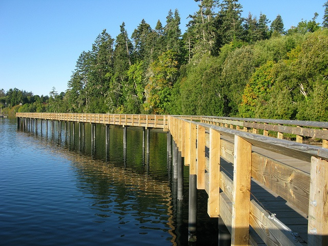 ed-macgregor boardwalk, sooke. bc. best place for a bike ride :)