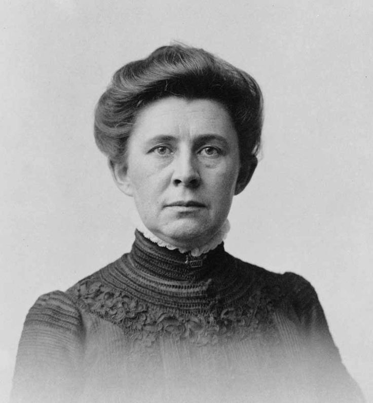 """Ida Tarbell 