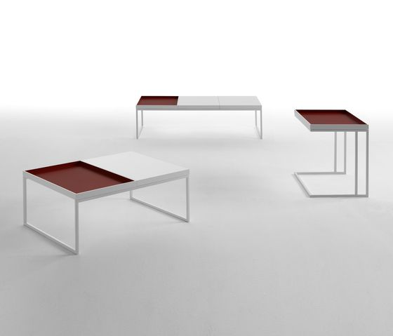 Tray by Kendo Mobiliario | Lounge area / Waiting room | Tables