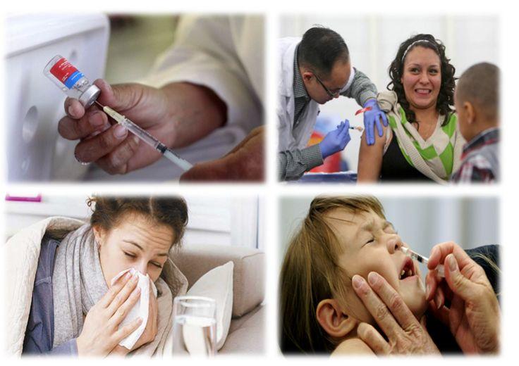 Vacuna sería menos efectiva para la gripe - http://notimundo.com.mx/salud/vacuna-seria-menos-efectiva-para-la-gripe/24708