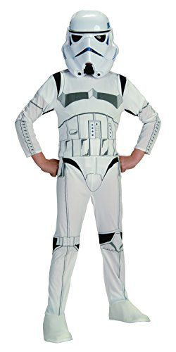 Halloween Star Wars Classic Stormtrooper Child Costume, Small (Ages 3 to 4) | Amazon Hot Sales