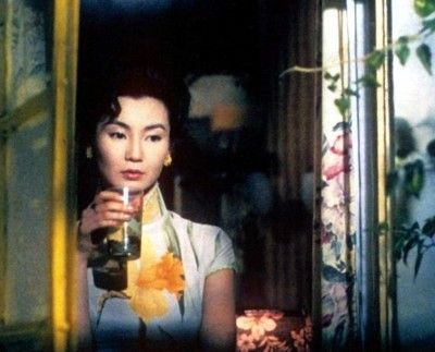 maggie cheung in qipao