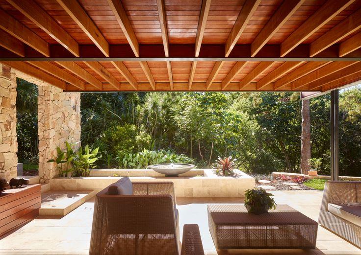 The Creek House | Queensland Australia | Shaun Lockyer Architects