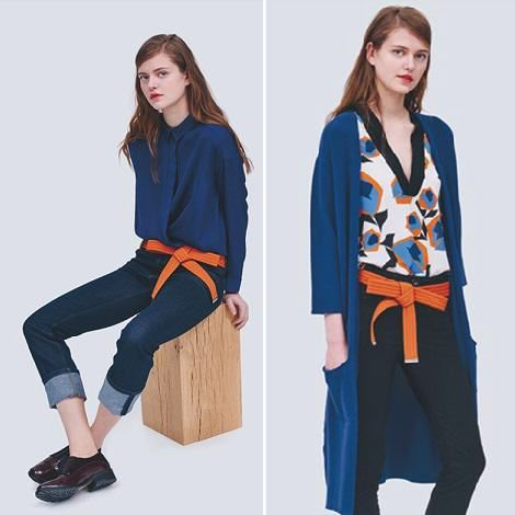 Look femme - Collection Cop Copine automne hiver 2016-2017