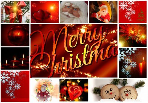 merry christmas images free download card