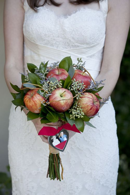 This is a cool idea! Edible bouquet! Photo Credit: Karen Ard Photography