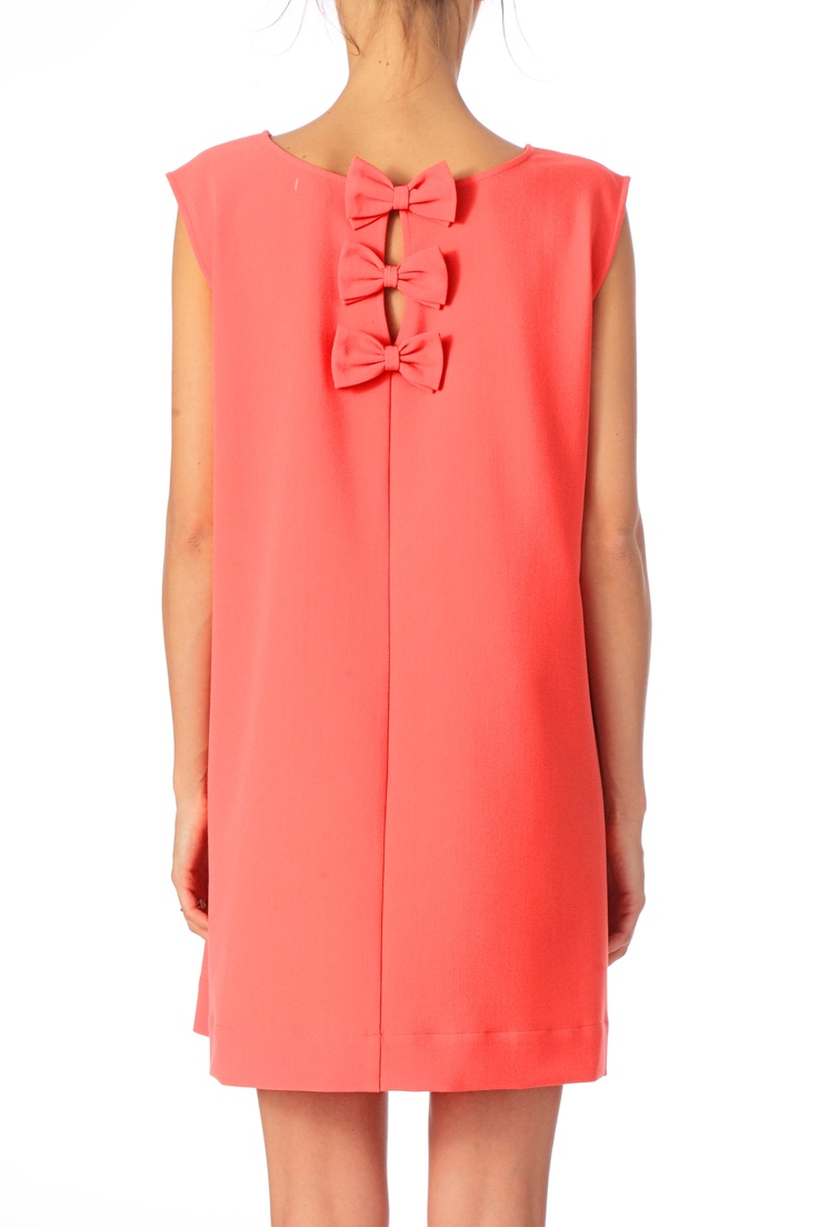 robe vincine corail clo by monshowroom sur monshowroomcom With robes corail