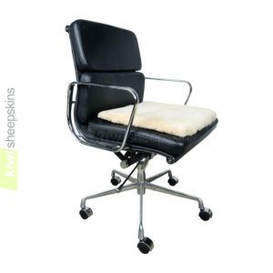 Sheepskin Office Chair Covers