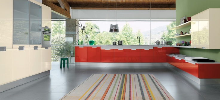 01 Contemporary kitchen JAMA by Zecchinon   Archisesto Chicago  