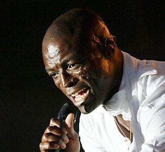 Famous bald men # 11 Seal